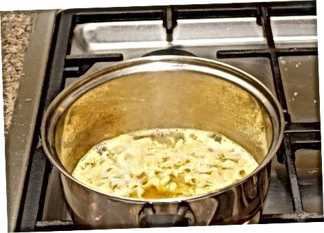 Ramen Nudeln kochen
