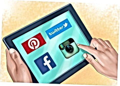 Изградња присуства на друштвеним медијима