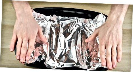 Ahjus küpsetatud kanatiibade valmistamine