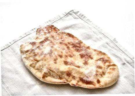 Vanlig Naan-brød