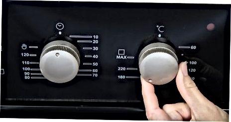 חימום הטאמאלס בתנור