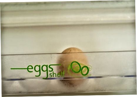 Nakup jajc iz trgovine