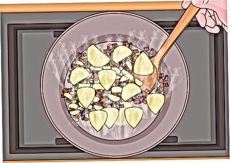 Marrja e supës së Chickweed