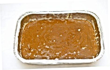 Confecció d'un pastís de Brownie bàsic