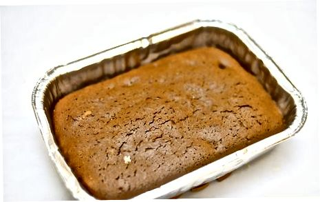 制作基本的布朗尼蛋糕