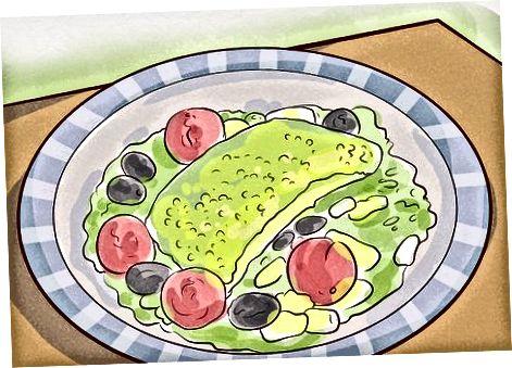 Pestoni tushlik va kechki ovqatga qo'shish