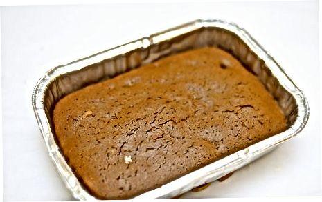 制作简单的布朗尼蛋糕