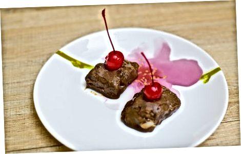 Almond Cherry Fudge maken