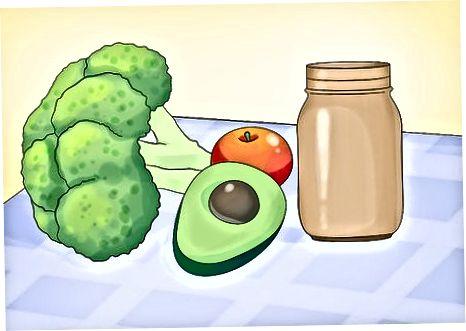 تعویض یک وعده غذایی سالم