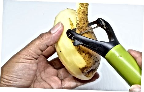 Pommes zubereiten