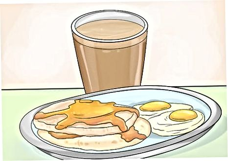 Заміна їжі у свій день