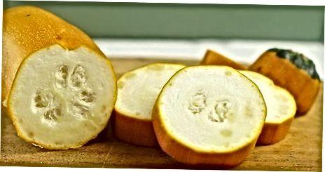 Refrigeració de carbassa fresca