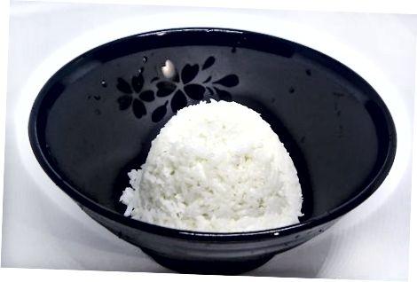 Acabar l'arròs