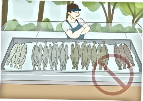 یافتن یک فروشنده ماهی معتبر