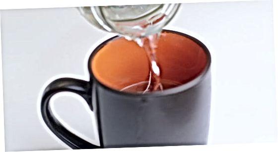 制作绿茶柠檬水