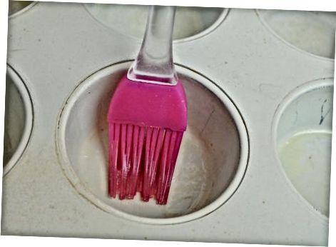 Виготовлення морських косичок в олово для булочок