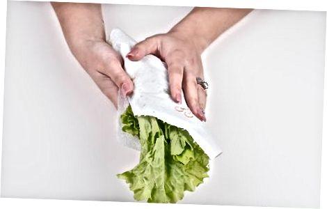 Легке зберігання салату