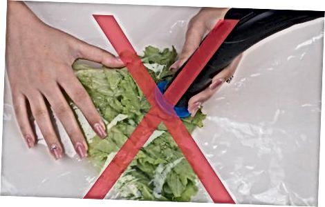 Подовження терміну придатності салату