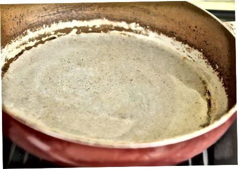 Pancake aralashmasi