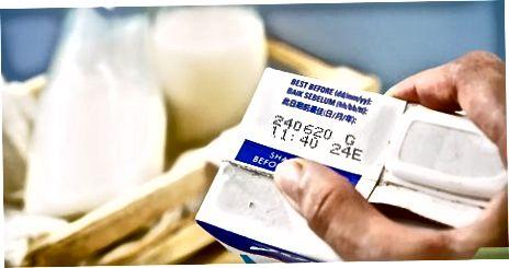 Kontrollimi i qumështit të prishur të tërshërës