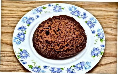 Klassik shokoladli tort