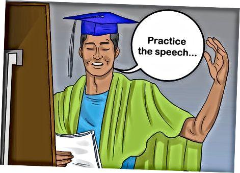 Pronunció del vostre discurs