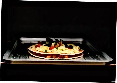Pečenje pizz