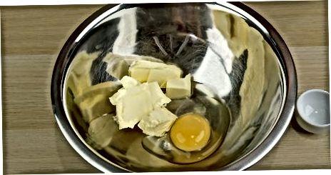 Choux yoki krem puff pastasini tayyorlash