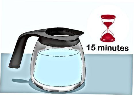 تمیز کردن Carafe حرارتی