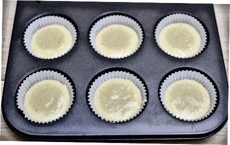 Asosiy vanilya Vegan kuboklari