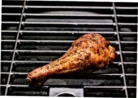 Grill Drumsticks Barbecue