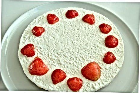 מסיים את העוגה