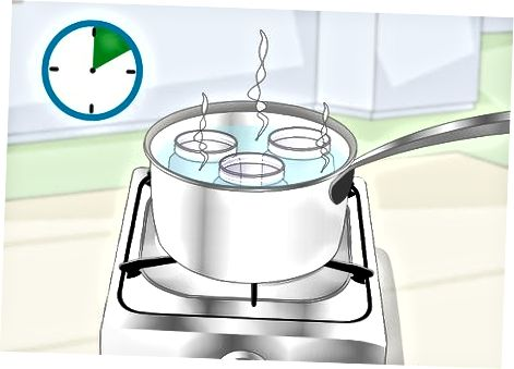 Підготовка банок та виготовлення розсолу