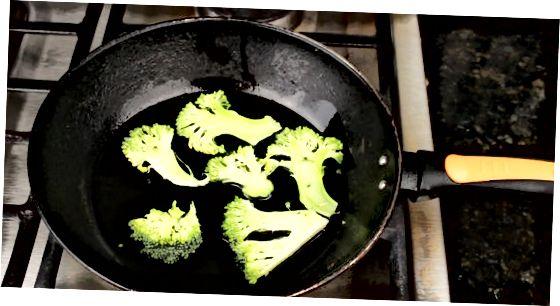 Brokkolini ko'rish