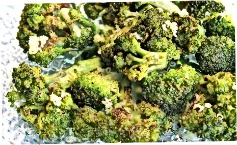 Gebratenen Tenderstem-Brokkoli zubereiten