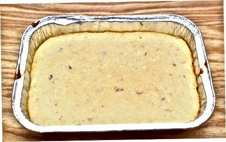 Tortas Sumaišykite jogurto pyragą