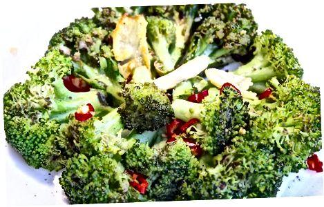 Gebratenen Tenderstem Brokkoli machen
