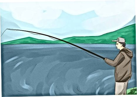 ماهیگیری برای ماهی خال مخالی اسپانیایی