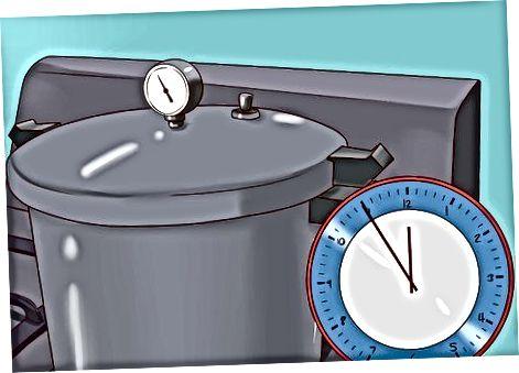 Maisi konserveerimine rõhukanneriga kuumapakkimise meetodi abil
