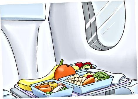 包装自己的食物
