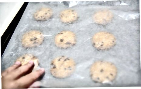 Emmagatzemar galetes en un contenidor