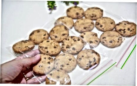 Cookies de congelació