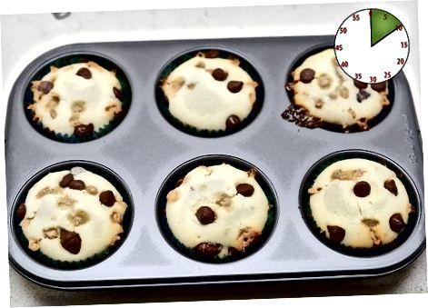 Cupcakes tayyorlash