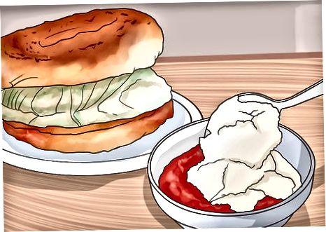 Frühstücksartikel auswählen
