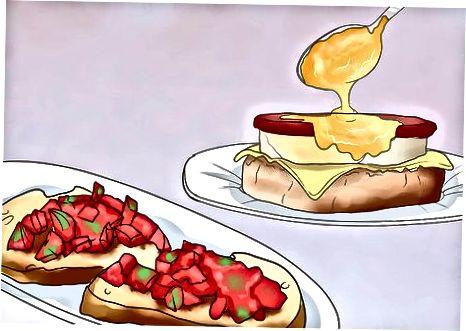 Mittagessen auswählen