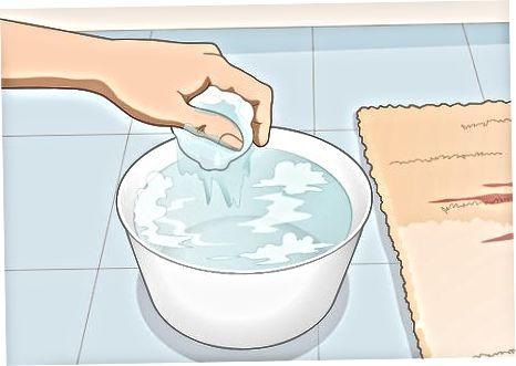 Избацивање мрље са тепиха или пресвлаке