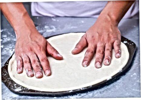 Pizza qilish