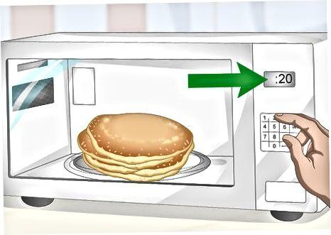 Загревање у микроталасној, рерни или тостеру