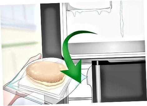 Правилно замрзавање палачинки