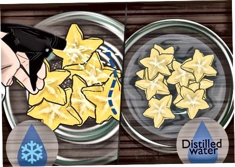 Резање звездовог воћа